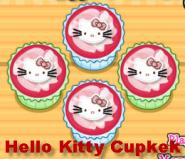Hello Kitty Cupkek