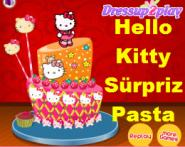 Hello Kitty Sürpriz Pasta